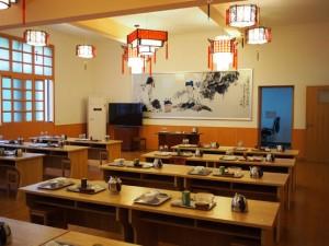 安徽農業大学茶藝室
