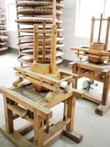 涌溪火青 製茶場