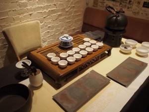 チーズと中国茶のマリアージュ お茶会