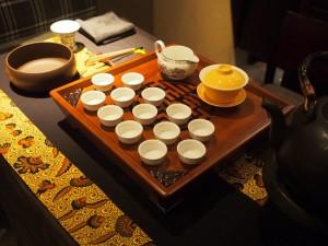 11月 武夷岩茶のお茶会