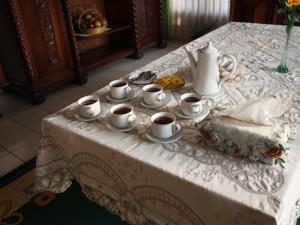 陳年白茶のお茶会