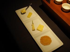 チーズと中国茶 お茶会