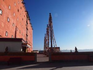 小布达拉宫