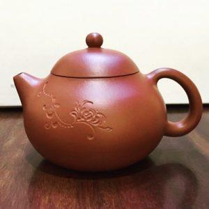 大紅袍茶壺