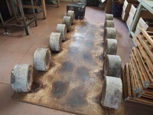 西双版納 勐海 普洱茶工場