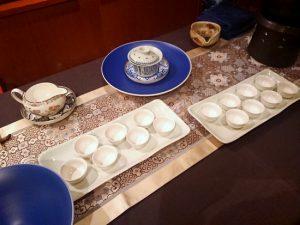 落語とお茶の会「烏龍亭」