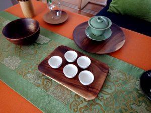 お茶を楽しむ会 2018年10月