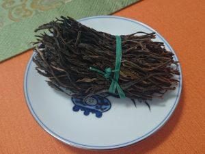 大雪山野生古茶樹茶