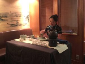 落語とお茶の会 烏龍亭