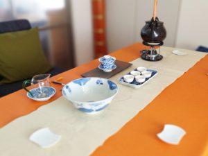 武夷岩茶試飲茶会
