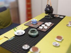 2021年武夷岩茶試飲茶会